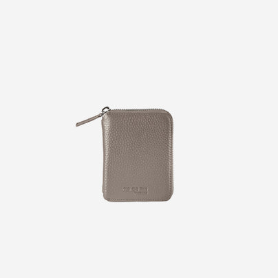 Chi Chi Fan - Wallet Compact - Light Grey