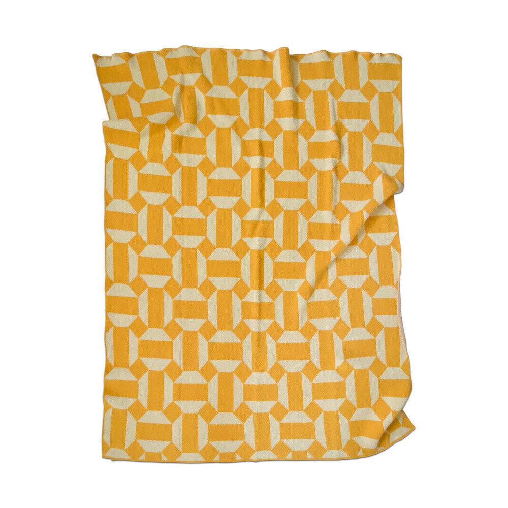 ECO COTTON THROWS - august-sunny