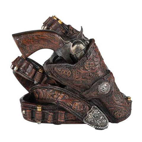 grab this fun western holster wine bottle holder. Another great gift for horse lovers from Horse-Lane.com
