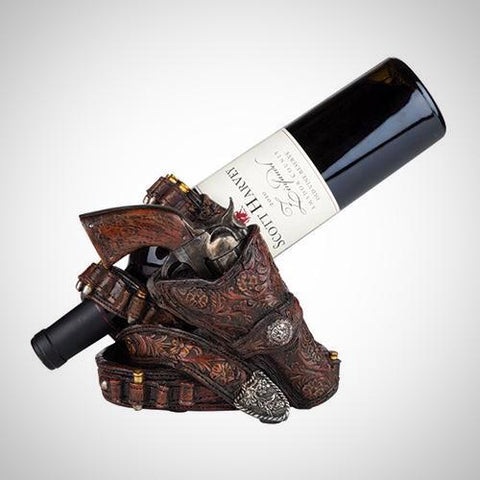western bottle holster | gifts for horse lovers at https://horse-lane.com