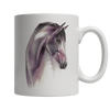 Image of Pencil Sketch Horse Art Mug