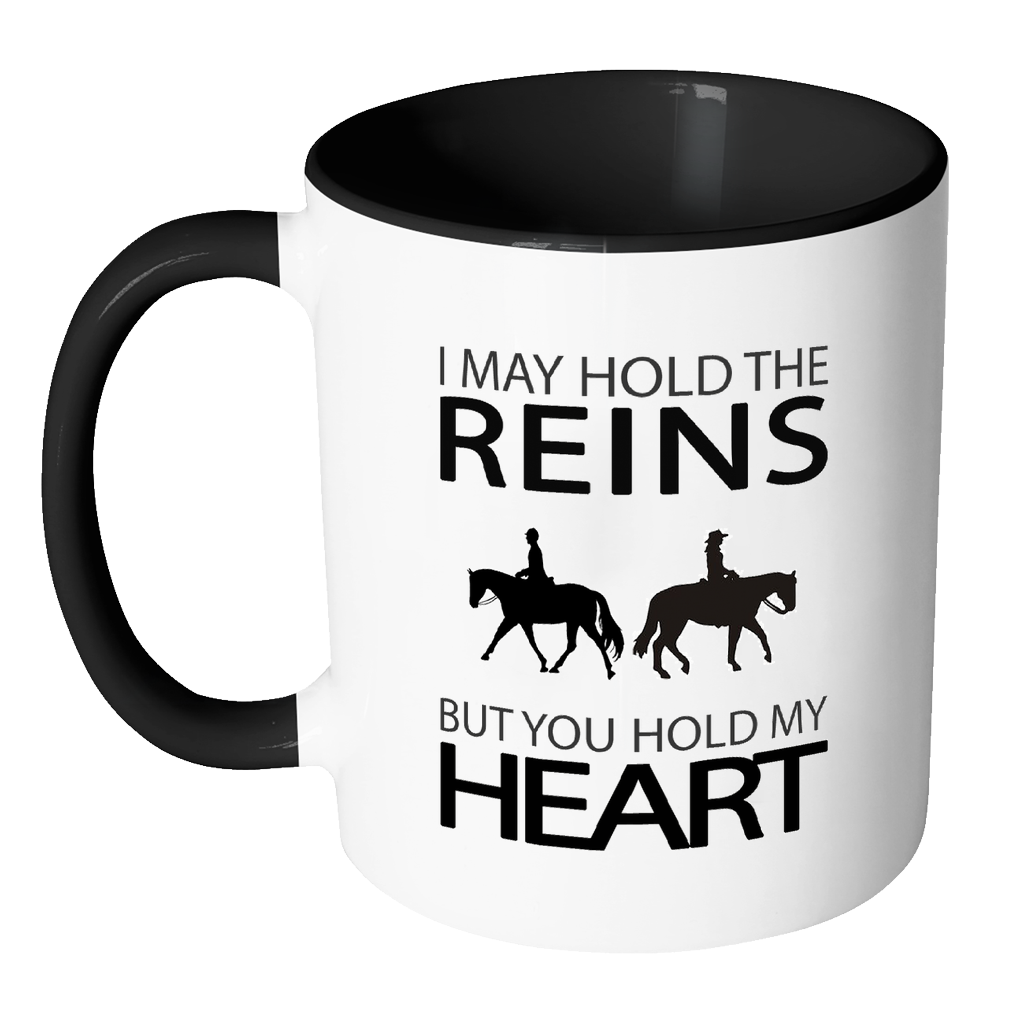 I May Hold the Reins Mug | A Gift for Horse Lovers from Horse Lane