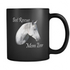 Image of Rescue Mom Horse Coffee Mug