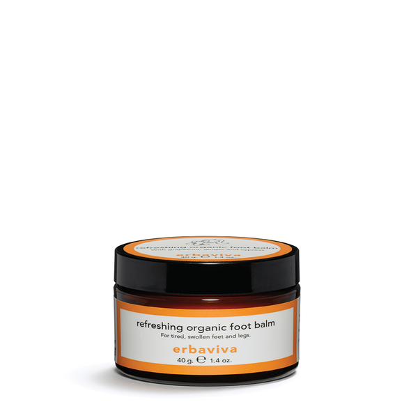 REFRESHING ORGANIC FOOT BALM