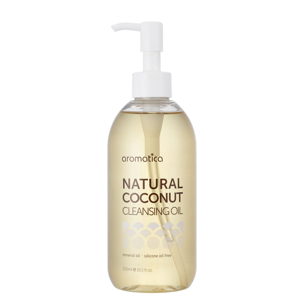 NATURAL COCONUT CLEANSING OIL 300ML