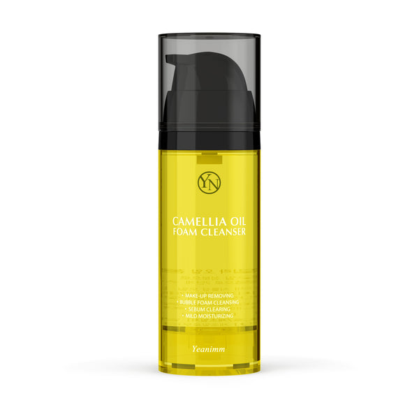 CAMELLIA OIL FOAM CLEANSER 110ML
