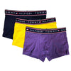 Tommy Hilfiger Men's 3 Pack Underwear Cotton Stretch Trunk