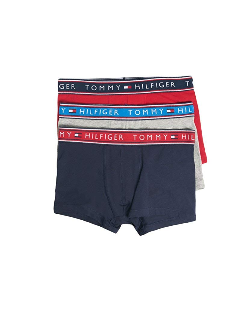 Tommy Hilfiger Cotton Stretch Trunk 3 Pack
