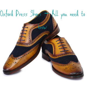 Oxford Dress Shoes – All you need to know