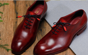 Top 5 Reasons to Buy Wholecut Oxford Leather Shoes