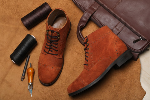 Handmade Leather Boots for Men