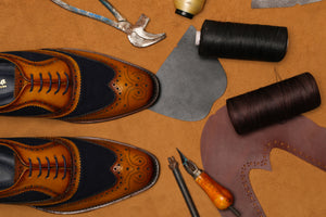 Handmade Lethato Shoes