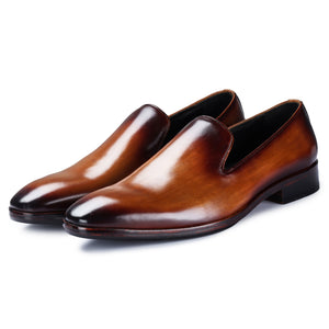 Venetian Loafer - Tan