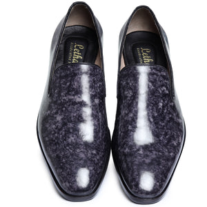 Venetian Loafers - Smoky Purple