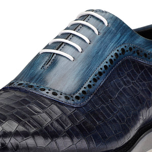 Oxford Sneakers- Crocs Navy