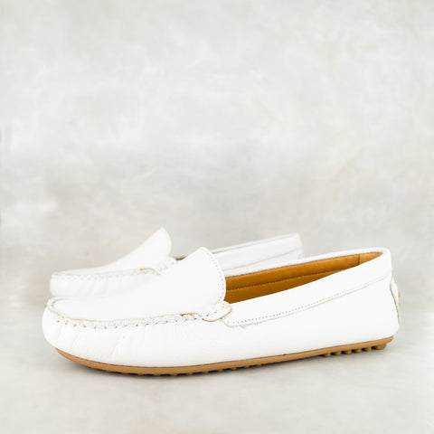 Yebo : Ladies Leather Espadrille Sneaker in Hazel Relaxa