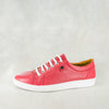 Shada : Ladies Leather Sneakers in Valentino Cayak