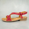Chakide : Ladies Leather Sandal in Valentino Cayak