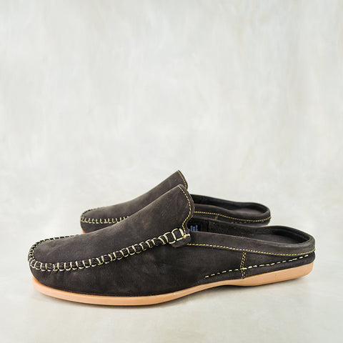 Nokusiza : Mens Leather Boat Shoe in Courdavan Fiesta