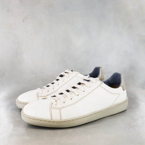 Unyazi : Ladies Leather Sneaker in Highrise Vintage