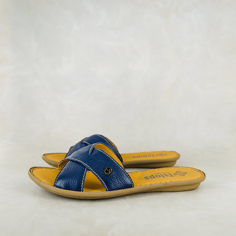 Banakho : Mens Leather Moccasin in Valentino Vintage Sale