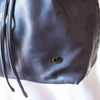 Bokang : Ladies Leather Handbag in Denim Vintage