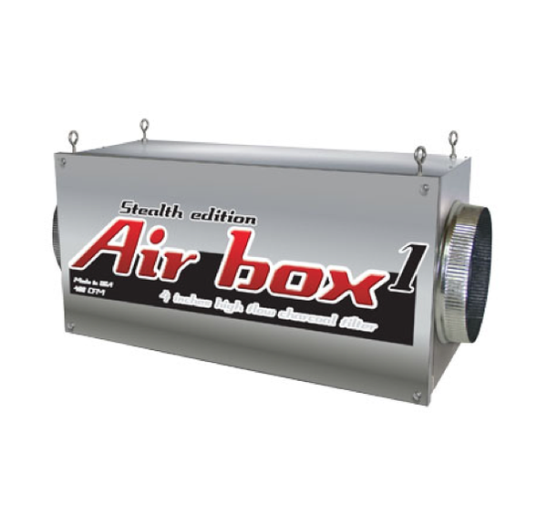 "Airbox 2 Stealth Edition 800 CFM (6"" flanges)"