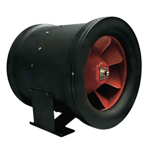 "12"" F5 High output In Line Fan - 1880CFM"