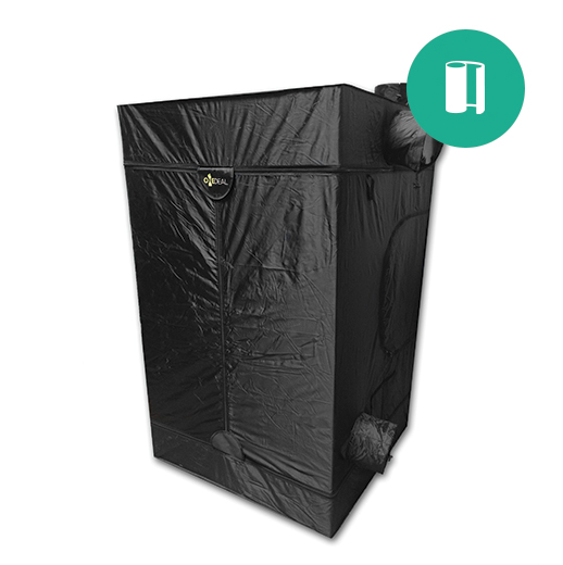 OneDeal 4' X 4' X 6.5' Grow Tent
