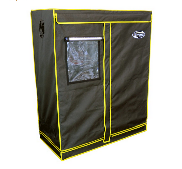 Lighthouse Hydro 4' x 2' x 5' Grow Tent