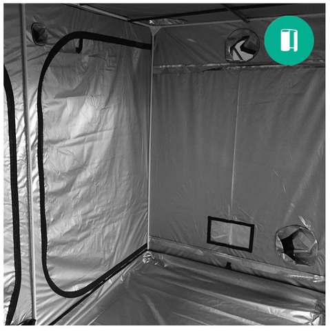 OneDeal 10' X 5' X 6.5' Grow Tent