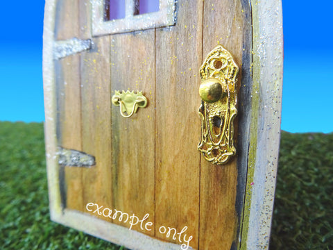 Golden Fairy Door