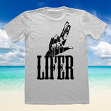 L is for Lifer (it's good enough for me).