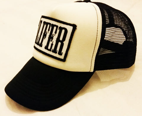 Mothertrucker Hat - only a few made.