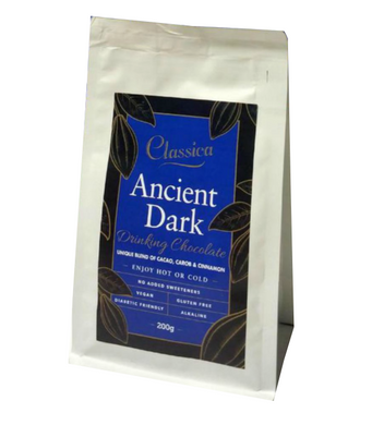 Classica Ancient Dark Drinking Chocolate