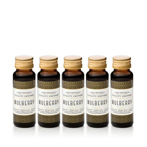 Mulberry Vitality Enzymes 50ml