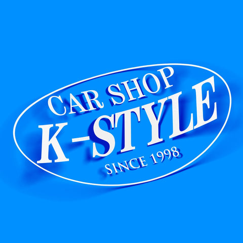 Car Shop K-Style Die Cut