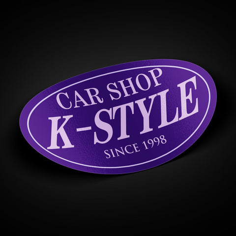 CAR SHOP K-STYLE Oval