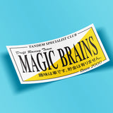 MAGIC BRAINS (PAPER)