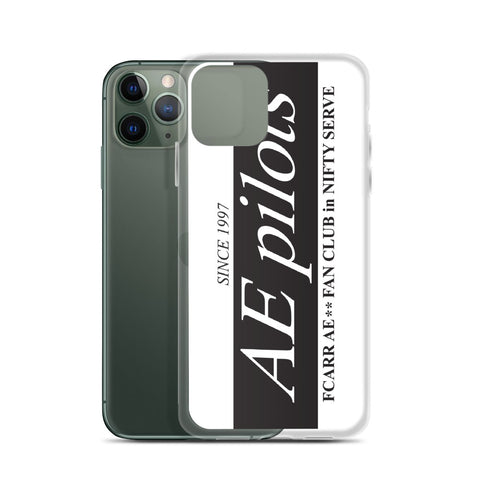 AE Pilots iPhone Case