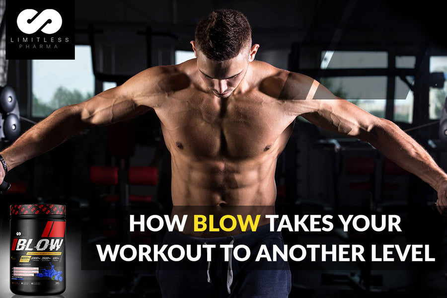 How BLOW Takes Your Workout To Another Level