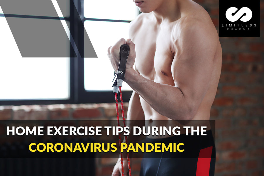 Home Exercise Tips During the Coronavirus Pandemic