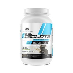 PURE WHEY ISOLATE 2LBS - Cookies N' Cream