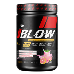 Blow Pre Workout Supplement