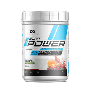 INTRA BCAA POWER 1KG - Fruit Punch