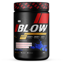 Load image into Gallery viewer, BLOW Pre-Workout - Blue Raspberry