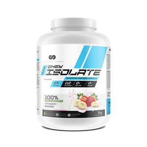 PURE WHEY ISOLATE 5LBS - Strawberry Banana
