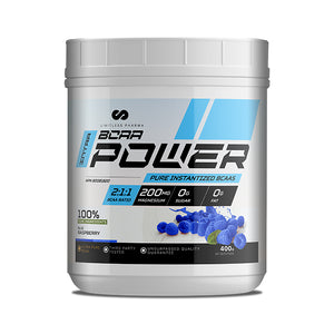 INTRA BCAA POWER 400G - Blue Raspberry