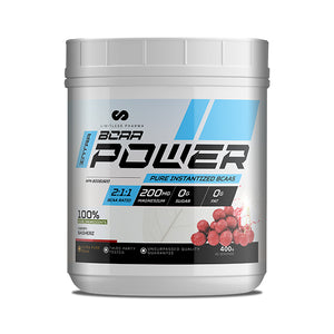 INTRA BCAA POWER 400G - Cherry Basherz