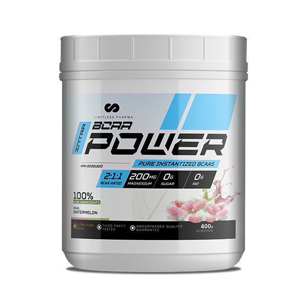INTRA BCAA POWER 400G - Sour Watermelon